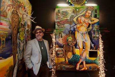 LA FRONTERA: Artists along the US Mexican Border