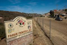 Oscar Romo, watershed Coordinator in Los Laureles Canyon, Tijuana. © Stefan Falke http://www.stefanfalke.com/