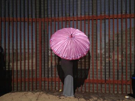 La_Frontera_Umbrella_print_
